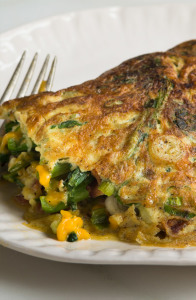 broccoli-rabe-omelette-bacon-cheddar-andyboy