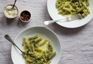 pasta-broccoli-rabe-pesto-pecorino-andyboy
