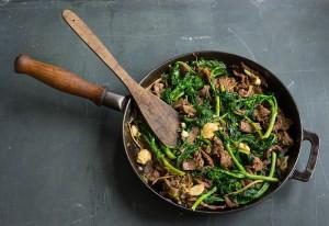 beef-broccoli-rabe-quick-fry