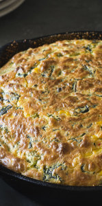 broccoli-rabe-corn-cheese-souffle-andy-boy