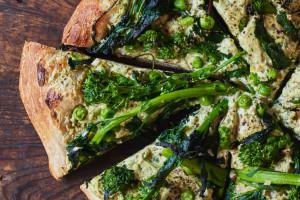green-ricotta-skillet-pizza