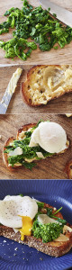 garlicky-broccoli-rabe-toast-poached-egg