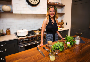 Candice Kumai Broccoli rabe