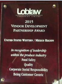 loblaw-2015-vendor-development-partnership-award