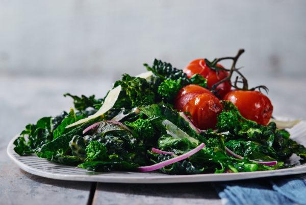 caesar-salad-roasted-broccoli-rabe-garlic-tomatoes-andy-boy