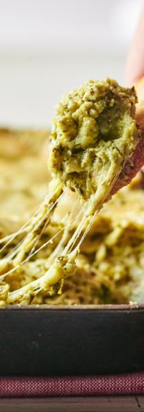 broccoli-rabe-artichoke-cheese-dip