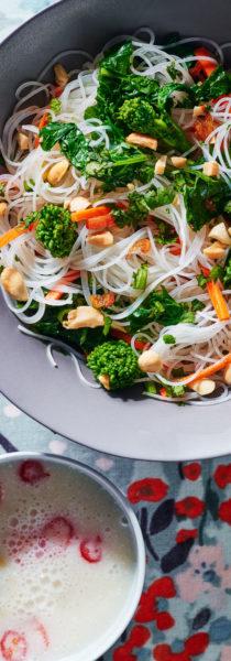 rice-noodle-salad-broccoli-rabe-andy-boy