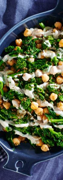 braised-broccoli-rabe-chickpeas-tahini