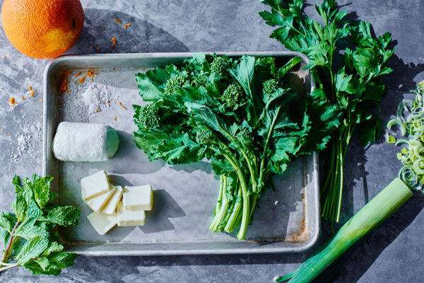 broccoli-rabe-goat-cheese-ingredients