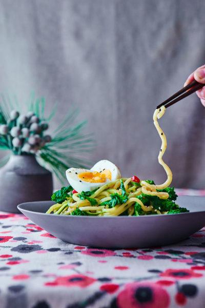 broccoli-rabe-miso-ramen-crockpot-andy-boy
