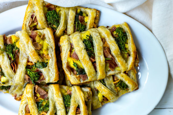 savory-broccoli-rabe-breakfast-pastry