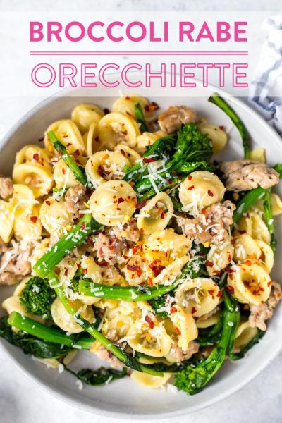 broccoli-rabe-turkey-sausage-orecchiette