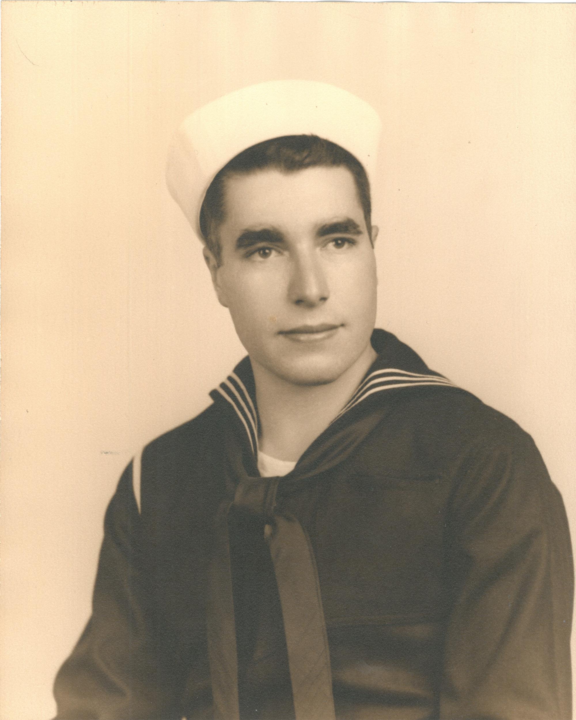 Andy's Navy Photo